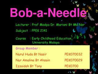Bob-a-Needle