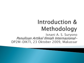 Introduction to  the APS-DRG System