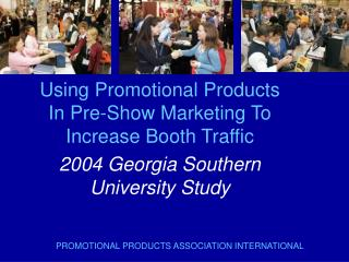 Using Promotional Products In Pre-Show Marketing To Increase Booth Traffic