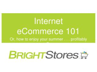 Internet  eCommerce 101