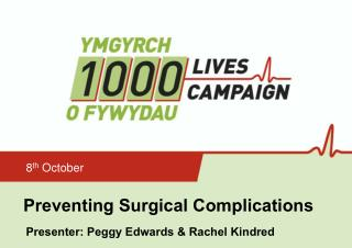 Preventing Surgical Complications