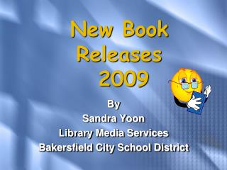 New Book Releases   2009