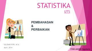 STATISTIKA  UTS