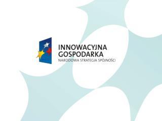 System zabezpieczeń prawidłowej realizacji umowy o dofinansowanie projektu w ramach PO IG