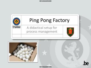 Ping Pong Factory