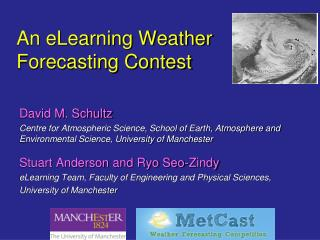 An eLearning Weather Forecasting Contest