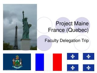 Project Maine France (Quebec)