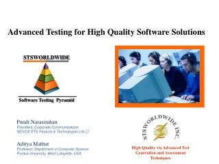 Advanced Testing for High Quality Software Solutions
