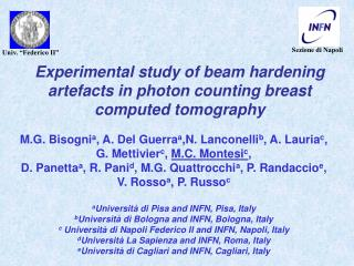 Experimental study of beam hardening artefacts in photon counting breast computed tomography