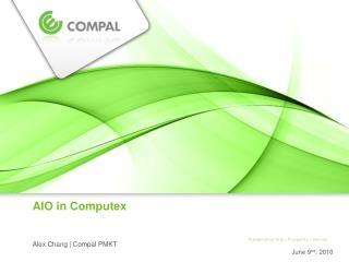AIO in Computex
