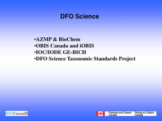 DFO Science