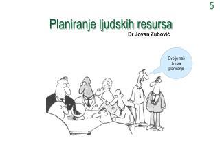Planiranje ljudskih resursa