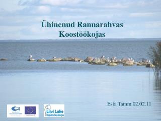 Euroopa Liidu abi rannakalanduse jätkusuutlikuks arenguks