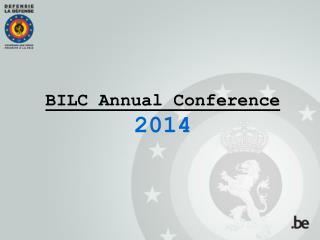 BILC Annual Conference  2014