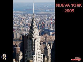 NUEVA YORK   2009