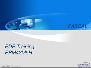 PDP Training PPM42M5H