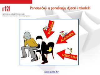 Poremećaji u ponašanju djece i mladeži
