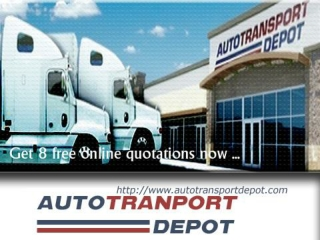 Auto Transport Depot