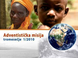 PROZOR U CENTRALNO-ISTOČNU AFRIKU
