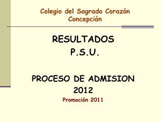 Colegio del Sagrado Corazón Concepción