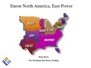 Enron North America, East Power