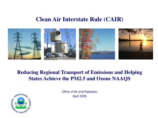Clean Air Interstate Rule (CAIR)