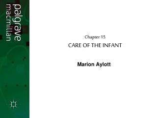 Marion Aylott