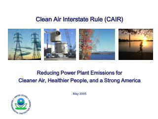 Clean Air Interstate Rule (CAIR)