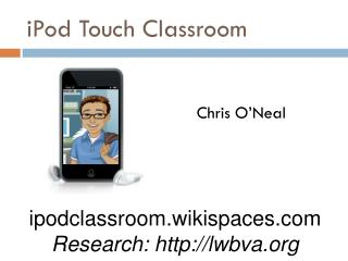 iPod Touch Classroom