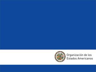 Secretaría de Asuntos Jurídicos Organización de los Estados Americanos