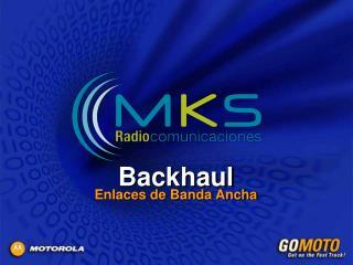 Backhaul