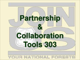 Partnership  &  Collaboration Tools 303