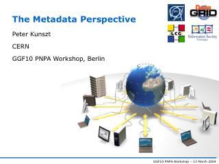 The Metadata Perspective