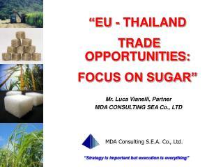 MDA Consulting S.E.A. Co., Ltd.