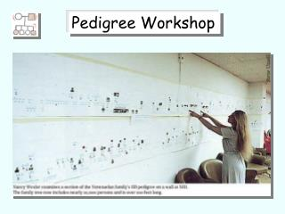 Pedigree Workshop