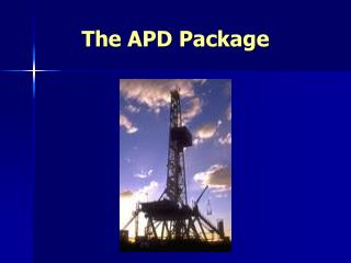 The APD Package