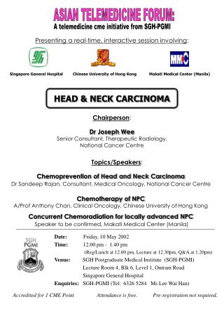 HEAD & NECK CARCINOMA