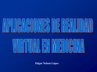 Edgar Nelson López