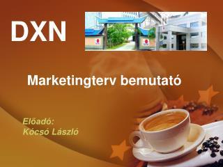 Marketingterv bemutató