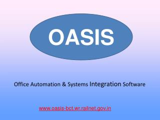 Office Automation & Systems  Integration  Software