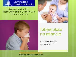Tuberculose na Infância