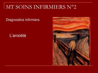 MT SOINS INFIRMIERS N°2