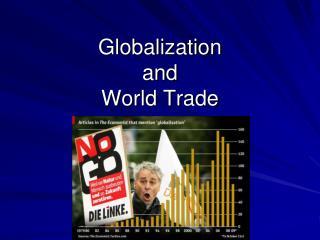 Globalization and World Trade