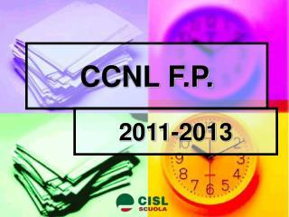 CCNL F.P.