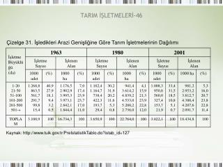 TARIM İŞLETMELERİ-46