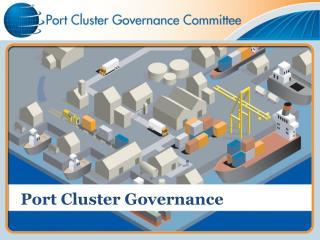 Port Cluster Governance