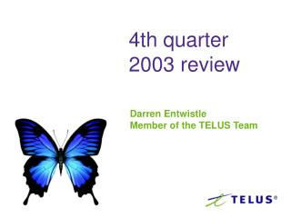 4th quarter 2003 review