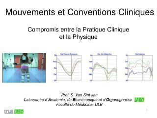 Mouvements et Conventions Cliniques