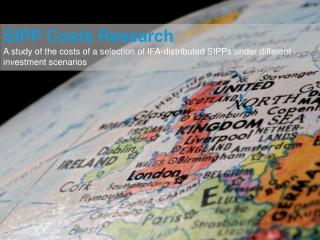 SIPP Costs Research