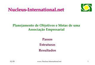 Planejamento de Objetivos e Metas de uma Associação Empresarial